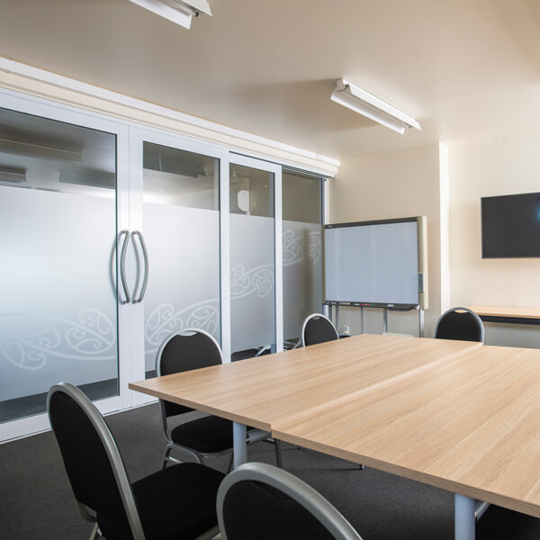 Gisborne Hotspot meeting room